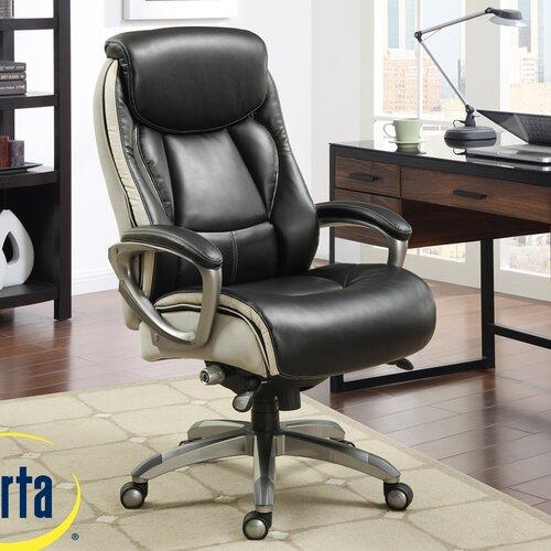 Tranquility High Back Executive Office Chair Wayfair