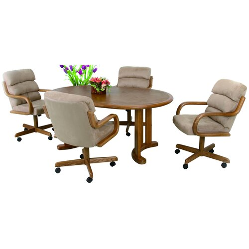 Paula 5 Piece Dining Set