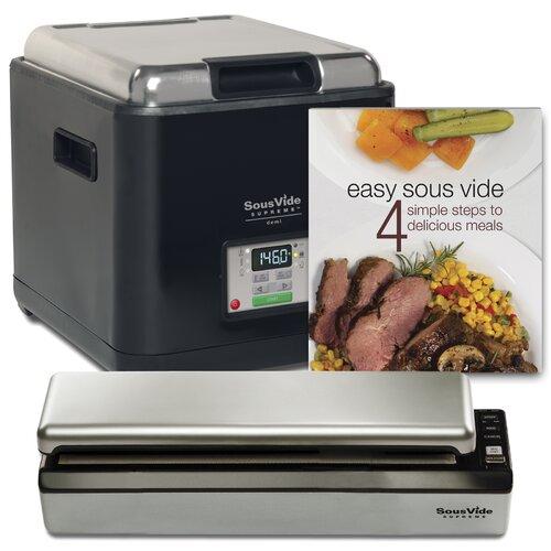SousVide Supreme Demi 9-liter Water Oven System