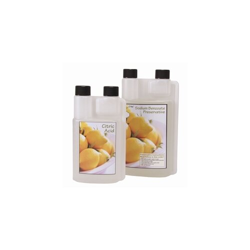 Paragon International Sno Cone Syrup Preservative Mix