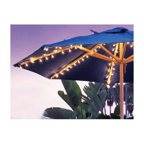 Harbor Patio Umbrella Lighting