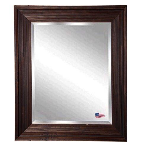 Barnwood Brown Wall Mirror