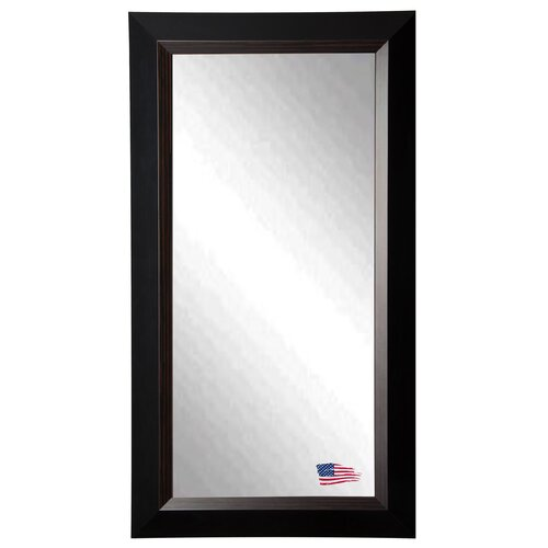 Brown Lining Tall Mirror
