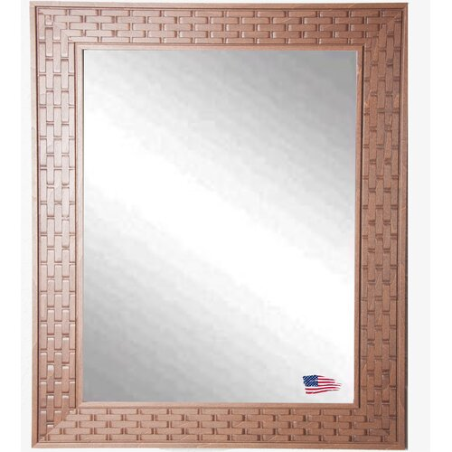 Ava Crate Wall Mirror