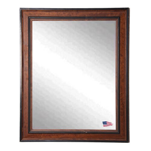 Ava Countryside Pine Wall Mirror