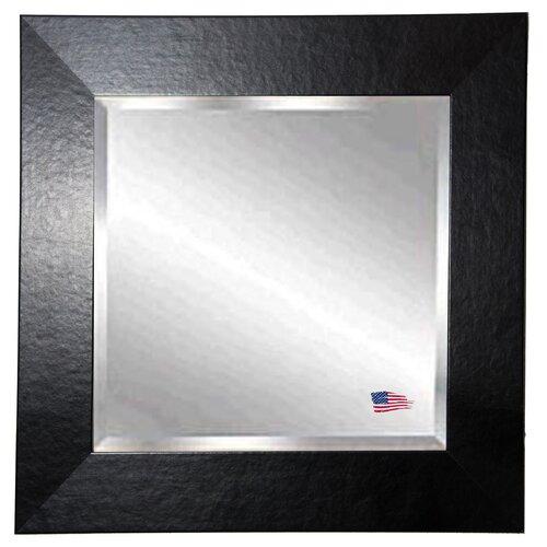 Jovie Jane Wide Leather Wall Mirror