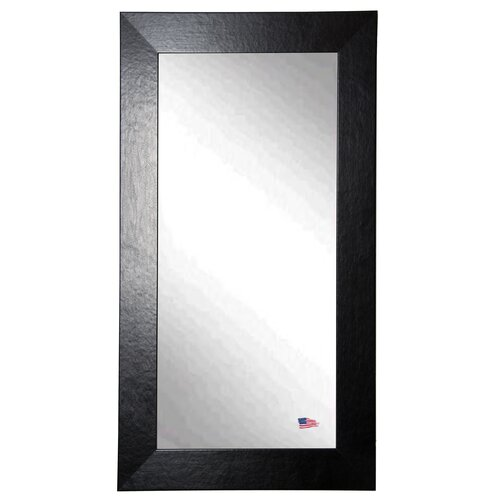 Jovie Jane Wide Leather Wall Mirror