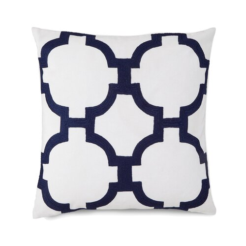 Hampton Links Embroidered Decorative Pillow