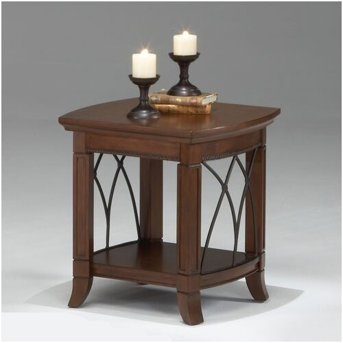 Bernards Cathedral End Table
