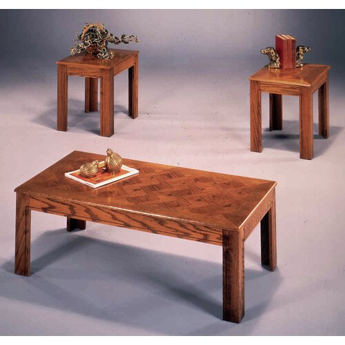 Promo 3 Piece Coffee Table Set
