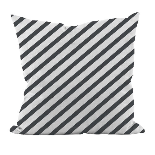 Zebra Stripe Decorative Pillow