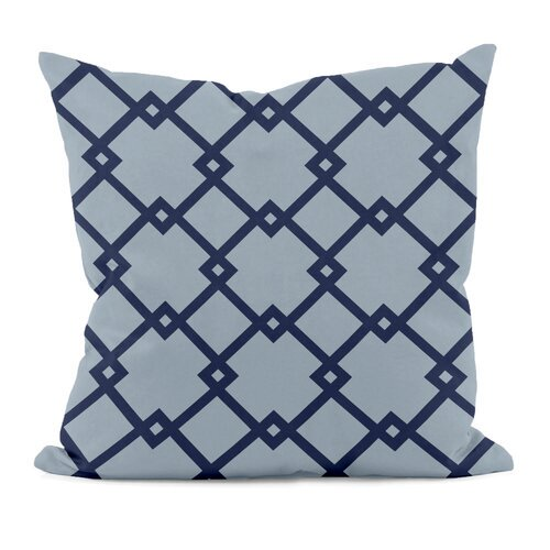 Trellis Decorative Pillow