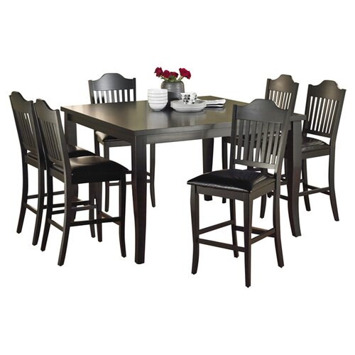 TMS Verano 7 Piece Counter Height Dining Set
