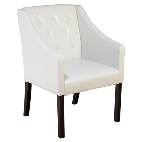 TMS Tufted Guest Arm Chair