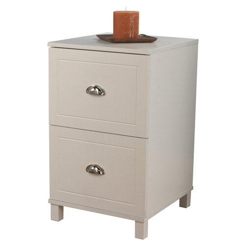 TMS Bradley 2 Drawer Filing Cabinet