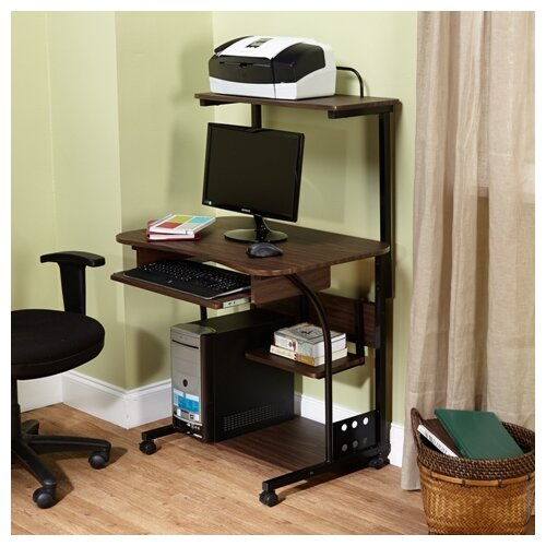 Computer Tower Desk Tms Mobile Computer Tower Desk With