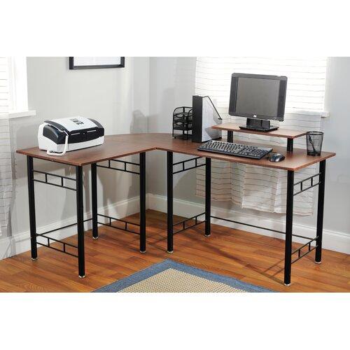 TMS Wrap Computer Desk