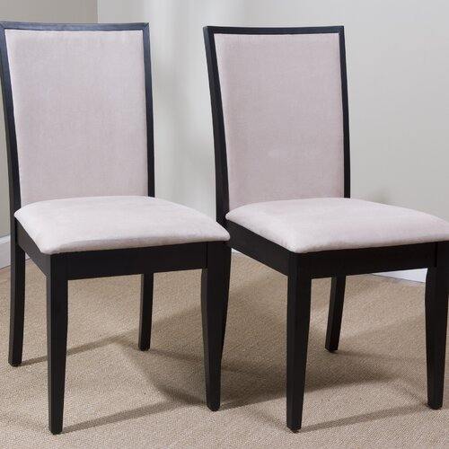 TMS Quebec Parsons Chair (Set of 2)