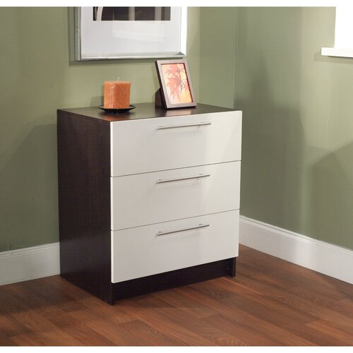 TMS 3 Drawer Chest