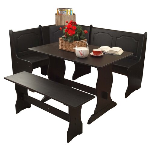 TMS Nook 3 Piece Dining Set
