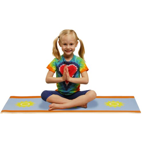 Sun Child Yoga Mat