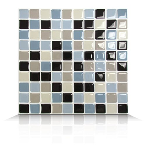 Mosaik Self Adhesive Wall Tile in Maya
