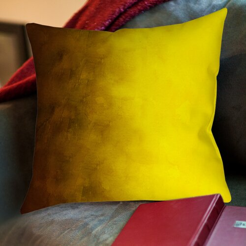 Ombre Printed Pillow