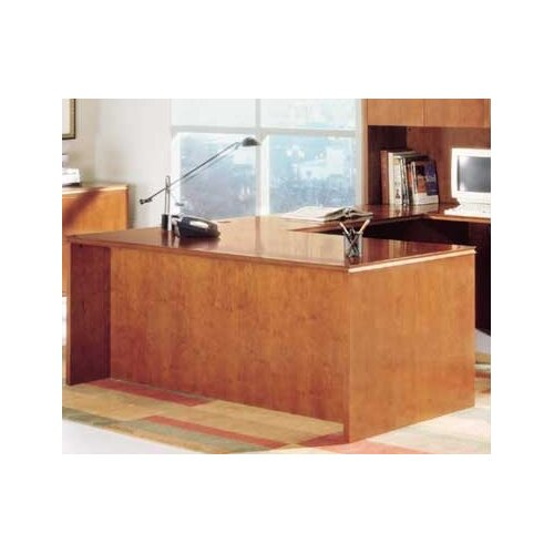 "High Point Furniture Forte 66"" W Executive Desk Shell"