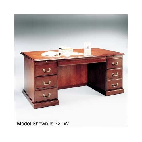 High Point Furniture Legacy Executive Desk