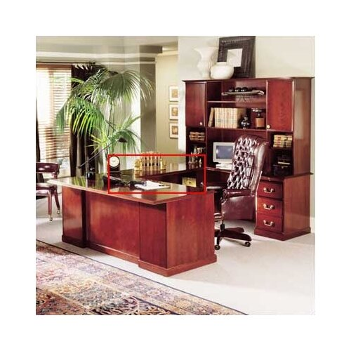 "High Point Furniture Legacy 30"" H x 48"" W Desk Bridge"