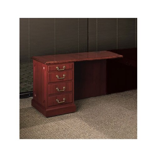 "High Point Furniture Bedford 36"" W Desk Height Return"