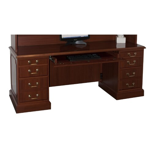 "High Point Furniture Bedford 60"" Computer Credenza"