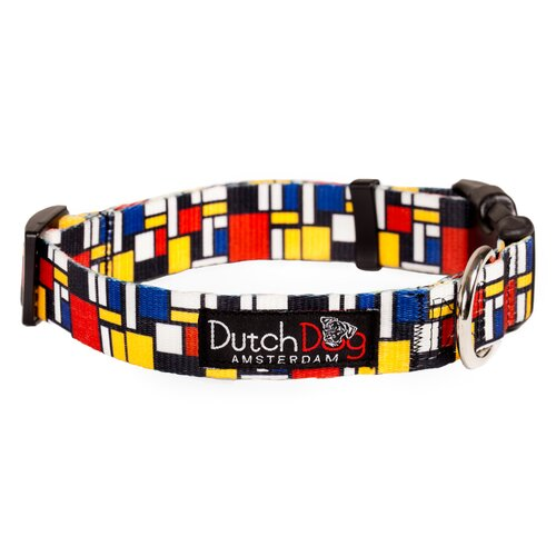 Dutch Dog Fashion Dog Collar
