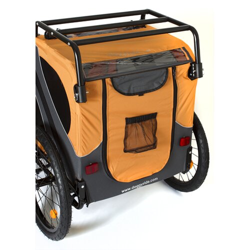 Dutch Dog Novel10 Limited Edition Dog Bike Trailer