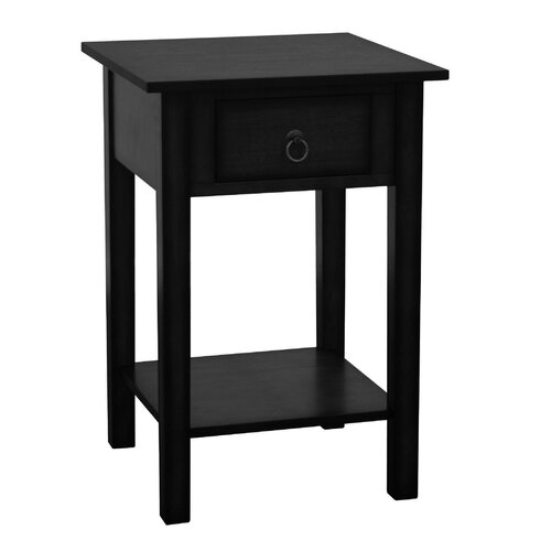 Just Cabinets Stolik End Table Reviews Wayfair