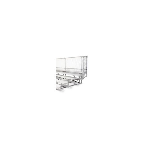 All Star Bleachers 5 Row Angle Frame Bleachers