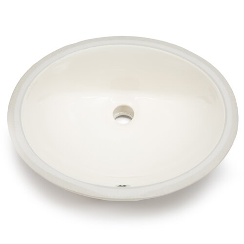 Hahn Ceramic Bowl Bathroom Sink