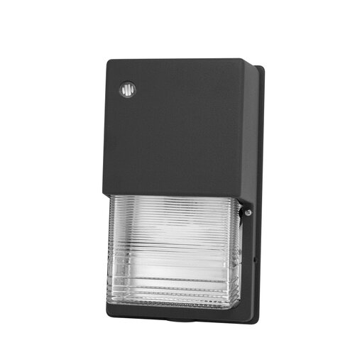 Mini Wall Pack Light Fixture with 50W M110/E Bulb