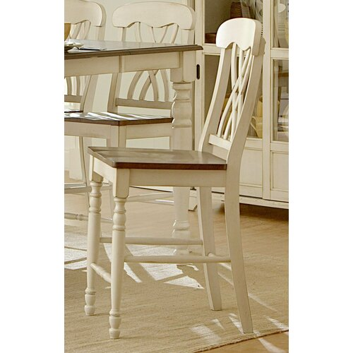 "Woodbridge Home Designs 24"" Ohana Bar Stool & Reviews"