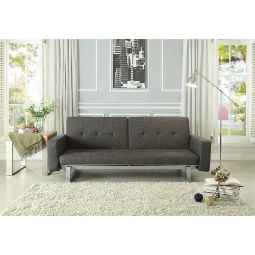 Woodbridge Home Designs Crispin Sleeper Sofa Reviews