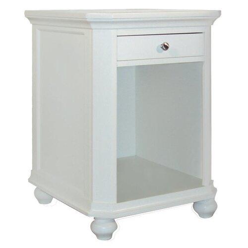 "Woodbridge Home Designs 8891 Series 29.5"" H x 22"" W Desk CPU Cabinet"