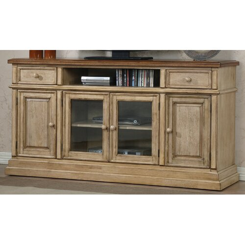 "Woodbridge Home Designs Quails Run 65"" Media TV Stand"