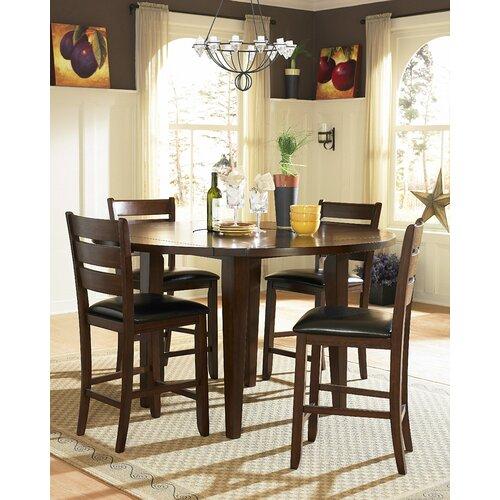 "Woodbridge Home Designs Ameillia 24"" Bar Stool"