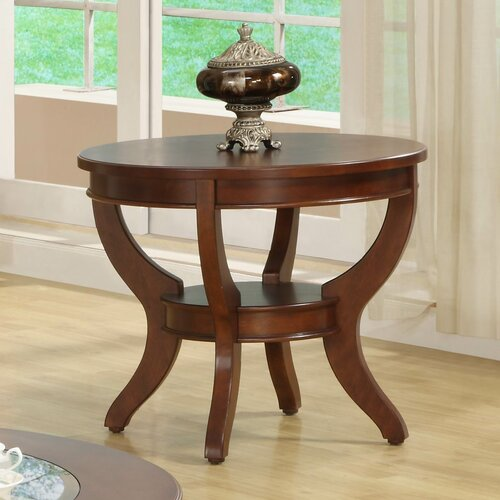 Woodbridge home designs avalon end table reviews wayfair - Woodbridge home designs avalon coffee table ...