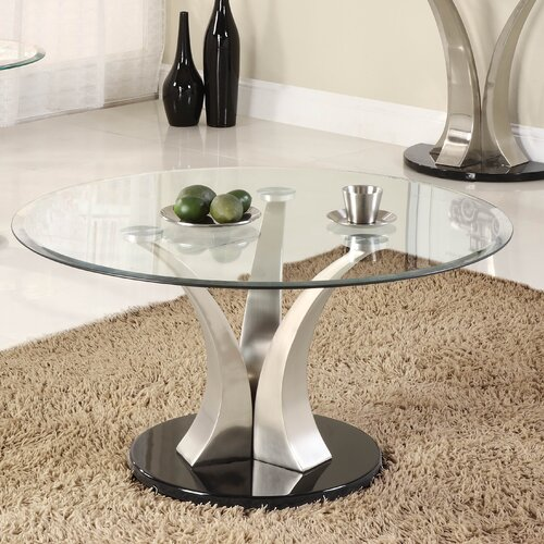 Woodbridge Home Designs Charlaine Coffee Table