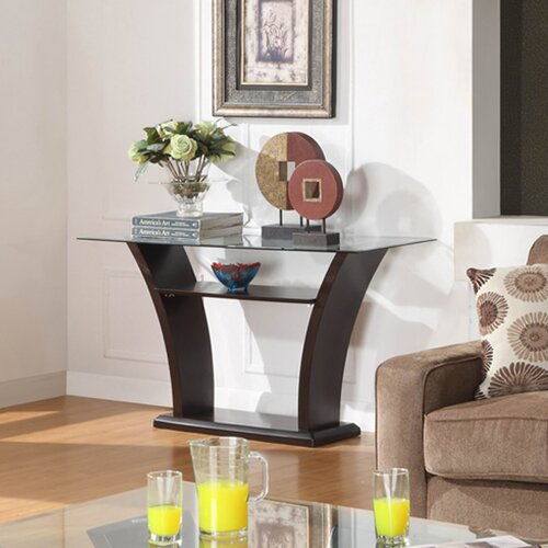 Woodbridge Home Designs Daisy Console Table & Reviews