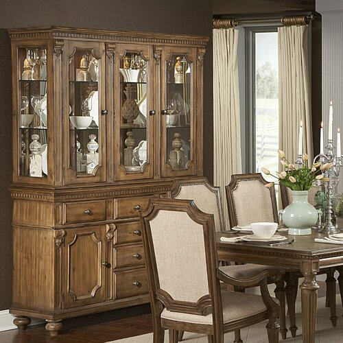 Woodbridge Kitchen Cabinets: Eastover China Cabinet