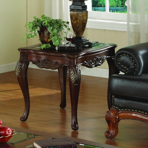Woodbridge Home Designs Ella Martin End Table