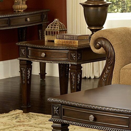 Woodbridge Home Designs Palace End Table