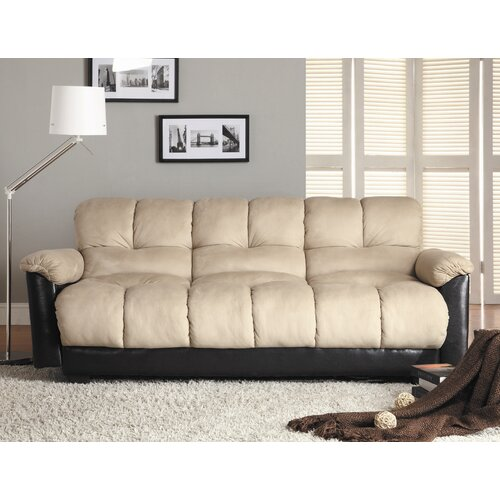 Woodbridge Home Designs Piper Convertible Sofa